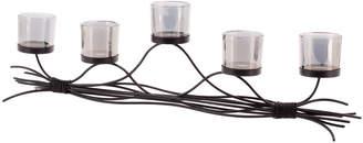 Torre & Tagus Twig Garland 5-Cup Tealight/Votive Candleholder