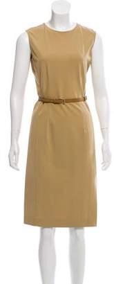 Prada Sleeveless A- Line Dress