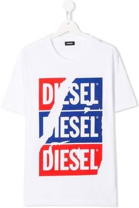 Diesel TEEN TJUSTZC OVER T-shirt