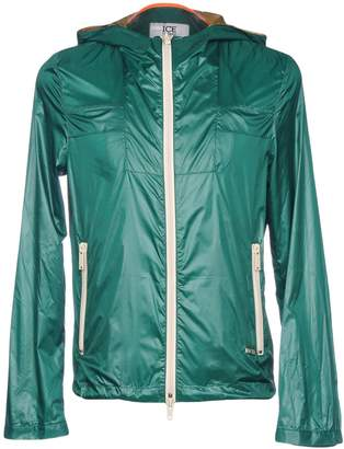 Ice Iceberg Synthetic Down Jackets