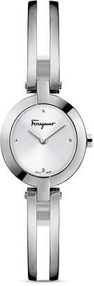 Salvatore Ferragamo Miniature Bangle Watch, 26mm