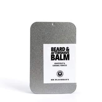 Mr Blackman's - Grapefruit & Caramel Tobacco Beard & Aftershave Balm
