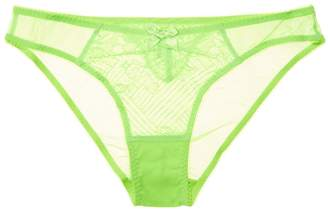 L'Agent by Agent Provocateur Women's Mia Mini Lace Brief