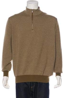 Loro Piana Roadster Pull Cashmere Sweater