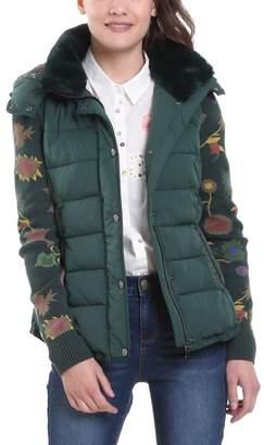 Desigual Pia 2-In-1 Jacket