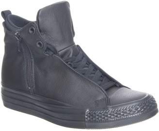 Converse Womens Chuck Taylor Selene Monochrome Sneaker - 10