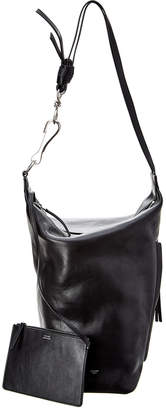 Celine Large Mariner Leather Shoulder Bag