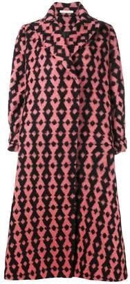 Emilia Wickstead 'Troy' oversized coat