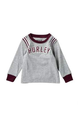 Hurley Collegiate Knit Top (Baby Boys)
