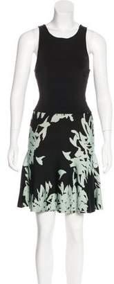 Issa Jacquard A-Line Dress w/ Tags