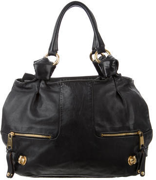 Marc Jacobs Marc Jacobs Leather Tote