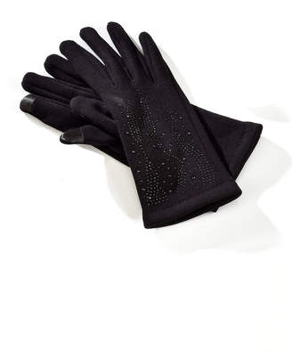 Giftcraft Inc. Embelished Texting Gloves