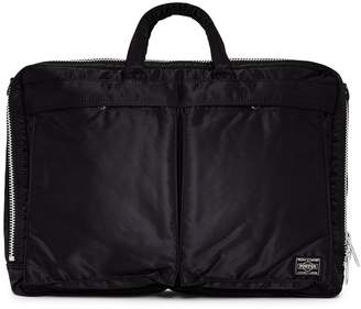 Porter Yoshida & Co. Porter-Yoshida & Co. - Tanker 2 Way Brief Case Black
