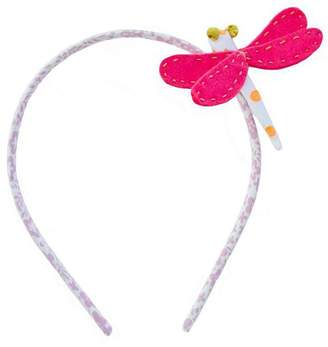 Everbloom Dragonfly Headband Pink