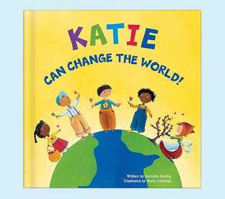 Pottery Barn Kids I Can Change The World Personalized Book, Boy
