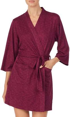 Kate Spade Three-Quarter Sleeve Robe