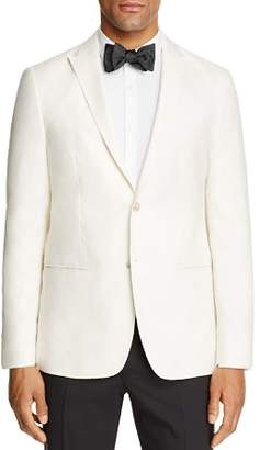 John Varvatos LUXE LUXE Linen Regular Fit Tuxedo Jacket