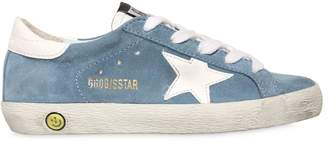 Golden Goose Super Star Suede Sneakers