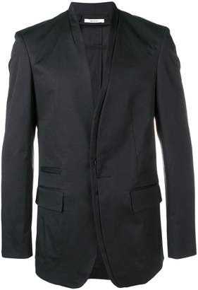 Isabel Benenato black formal blazer