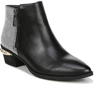 Sam Edelman Highland Western Spiked Booties Women Shoes