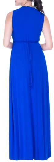 Olian Women's Lucy Maternity Maxi Dress