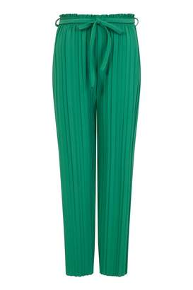 Girls On Film Outlet Aurora Pleat Trouser