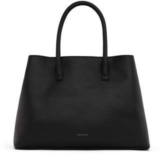 Matt & Nat KRISTASM Small Satchel - Black Black