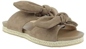 Chloé Chase & Angelica Suede Espadrille Sandal