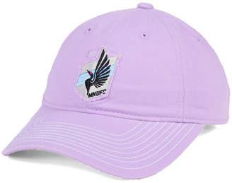 adidas Minnesota United Fc Pink Slouch Cap