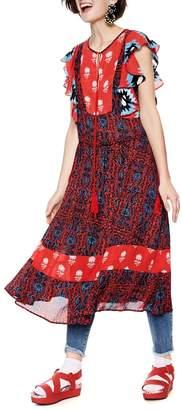 Desigual Sigrid Boho Dress