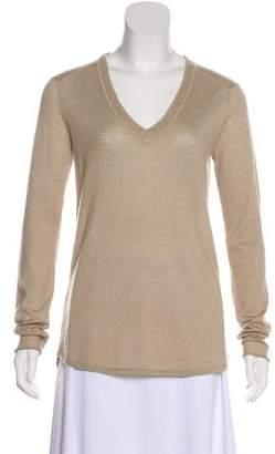 ATM Anthony Thomas Melillo Cashmere Knit Sweater