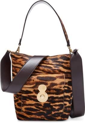 cce57045b214 ... 431562381001 darwin bucket bag for women leather black a6d87 2c5f6  get  at ralph lauren ralph lauren haircalf mini rl bucket bag 5c7ab fa366