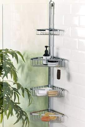 Next Four Tier Extendable Shower Caddy