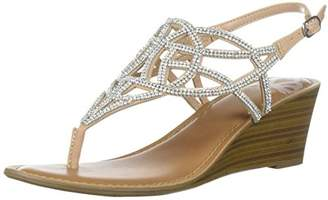 Fergalicious Women's Charity Wedge Sandal