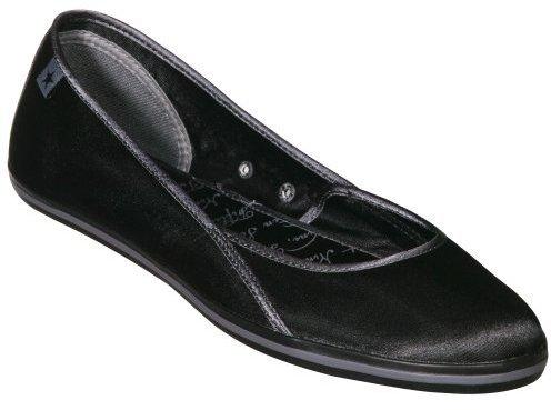 Women's Converse® One Star® Dance Slip-On Flats - Black