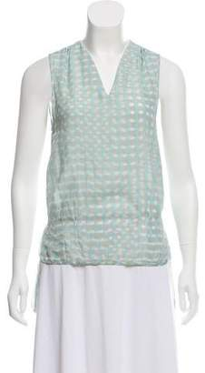 Maiyet Silk Sleeveless Top
