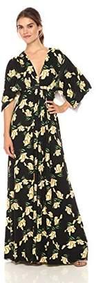 Rachel Pally Women's Long Caftan Dress Print
