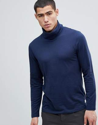 Esprit Long Sleeve T-Shirt With High Neck
