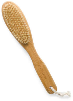 Foot Brush With Natural Pumice Stone
