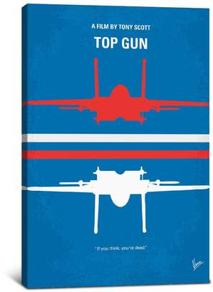Apt2B Chungkong TOP GUN MINIMAL MOVIE POSTER