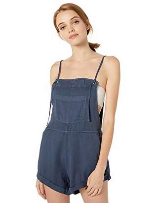Billabong Women's Wild Pursuit Short Overalls