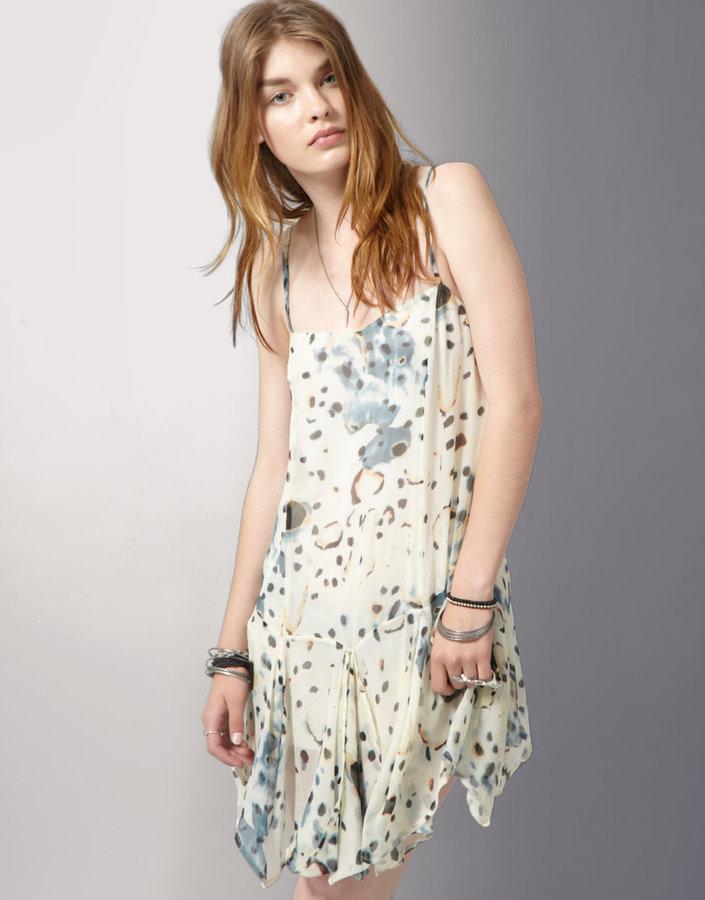 Twenty8Twelve by s. miller Mori Printed Chiffon Dress