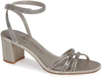 Pedro Garcia Xafira Crystal Embellished Sandal