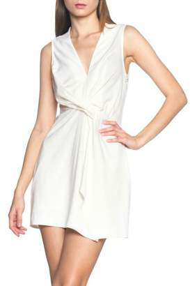 Alythea Twist Front Dress