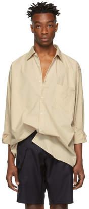 Jacquemus Beige La Grande Chemise Shirt