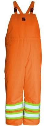 Viking Big Men's Hi-Vis Insulated 150D Bib Pants