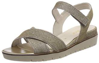 Gabor Shoes Women's Basic Ankle Strap Sandals