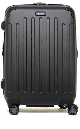 """Kenneth Cole Reaction Renegade 24\"""" Expandable 8 Wheel Upright Suitcase"""