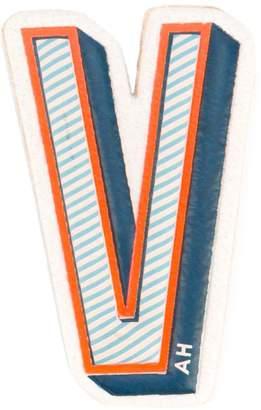 Anya Hindmarch V logo sticker