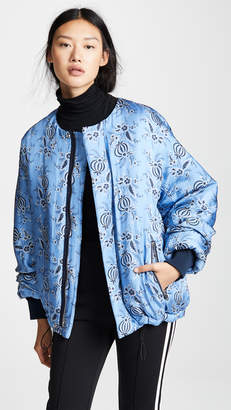 3.1 Phillip Lim Floral Puffer Jacket